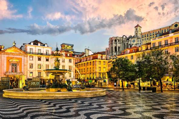 Hotel in Lisbon Rossio